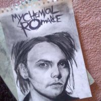Gerard Way - My Chemical Romance by Loopyloo121