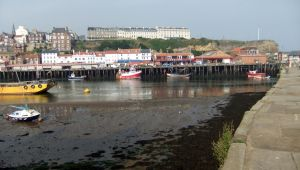 Whitby Harbour (3) by PaulineMoss