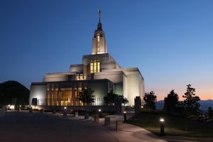 Draper Temple by Ericseye