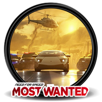 Need for Speed Most Wanted Dock Icon by ArthurReinhart