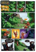 Looking For Group Libro 19 Pagina 23 Spanish by TheDrailusX