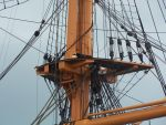 Portsmouth Historic Dockyard - HMS Warrior by Fragsey