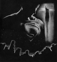 Man Of Steel by paperthin-z