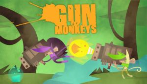 Gun Monkeys Cover illustration. A4man by A4man
