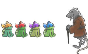Count Turtles by Kingteatea