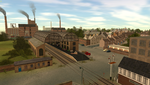 Brendam Town Station by SudrianAfro