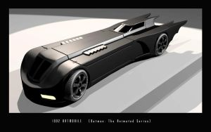 batmobile by spec-13