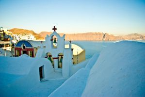 Santorini by Day by DonBetinoL