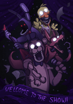 Greatest Show Unearthed: FNAF by NuclearLoop