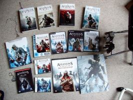Assassin's Creed collection by Sally78