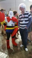 Papyrus Cosplay by kyokips