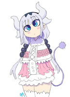 kanna by AngeliccMadness