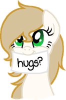 COMMISSION: Thex Wants Hugs by 1mbean