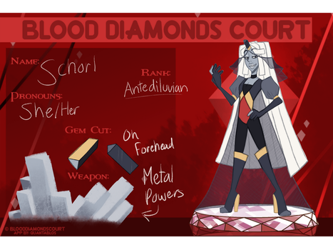 [BDC] Schorl by TheZodiacLord