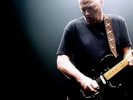 David Gilmour Wallpaper by JohnnySlowhand
