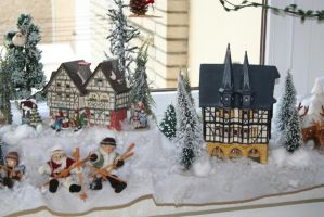christmas decoration from Anne 2 by ingeline-art