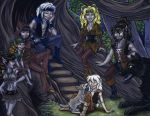 2011 ElfQuest Fan Calendar 2 by Eregyrn