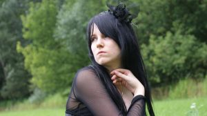 ...Gothic Queen XIII... by Black-Ofelia-Stock