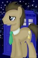 doctor whooves by Invader-celes