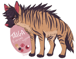 Palm Top Taiga by Kiboku