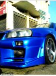GT-R 34 1225 by KINGTEAM