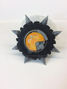 Riptire junkrat hand spinner by scampy001