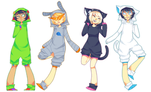 Kigu Party x2 Combo by Kuripu