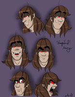 VampLord!Kenneth Face Doodles by geekgirl8