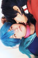 Love me [DMMD Aoba and Koujaku] by Milukyo