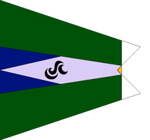 Crystal Mountain Flag by azivegu