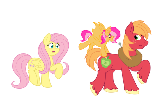 Um that's not a real apple sweetie by Rad-Girl