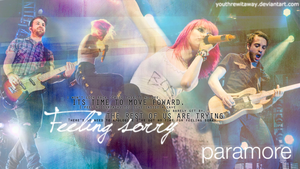 Paramore - Feeling Sorry by youthrewitaway