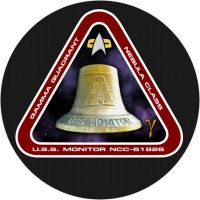 Monitor Mission Patch by unusualsuspex