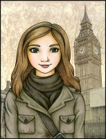 Lovely London by Jessica-Tanner