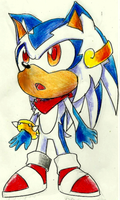 Sparky Stardust The Oberon hedgehog by LuceTheHedgehog