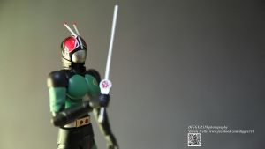 S.H. Figuarts Kamen Rider BLACK RX 2.0 by Digger318