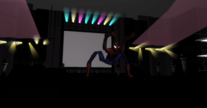 MMD Newcomer Piderman + DL by Valforwing