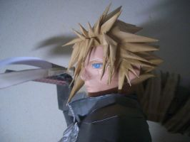 Cloud Strife 3 by Graphite88