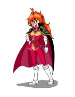 Lina Inverse by Ehnker
