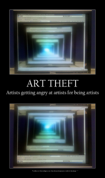 -Art Theft- by supersysscvi