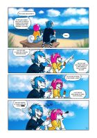 Comic - Clouds by oomizuao