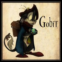 Gobit the Goblin by TheBalloonMan