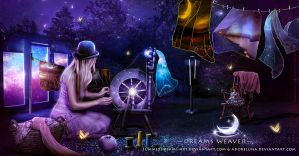 Dreams Weaver-Collaboration by SummerDreams-Art