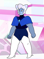 Steven Universe - Holly Blue Agate 03 by theEyZmaster