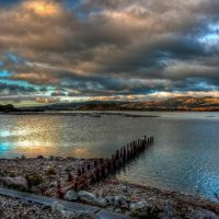 Lake Rotorua HDR 2 by MisterDedication
