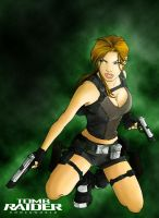 Tomb Raider Underworld by RaineNatsu