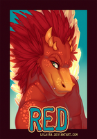 CRYSTAL BADGE FOR Uren-Arionn by LiLaiRa