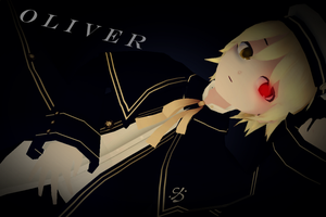 MMD- Oliver by Garrys-Butt