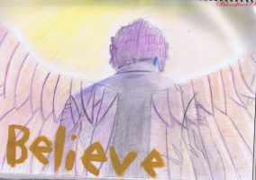 Believe (traditional) by Bloodfire09