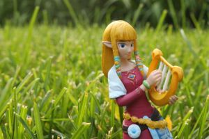 Zelda Figure 3 by GemstoneStudios